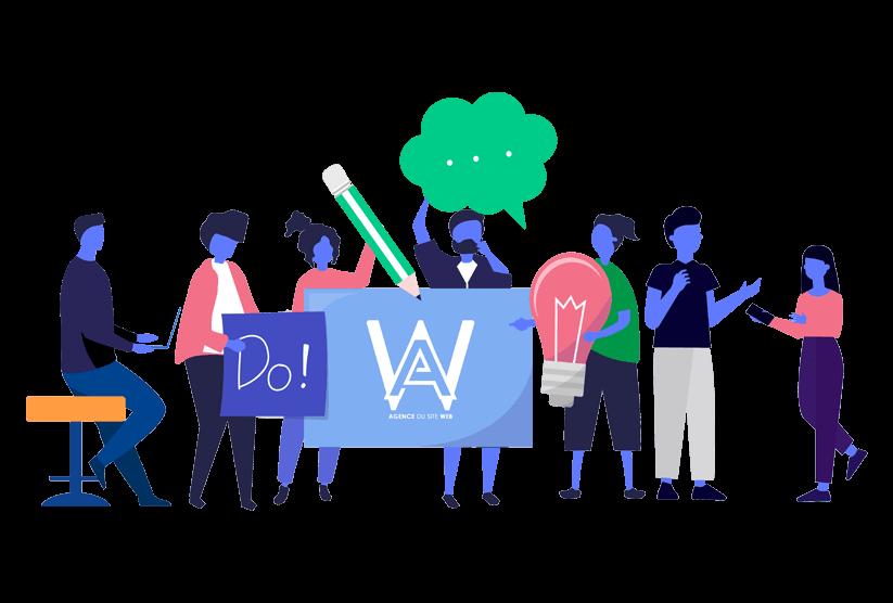 L'équipe - L'Agence du Site Web